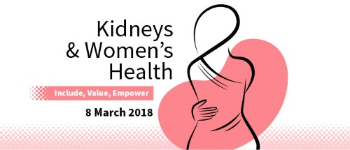 8 maart: World Kidney Day