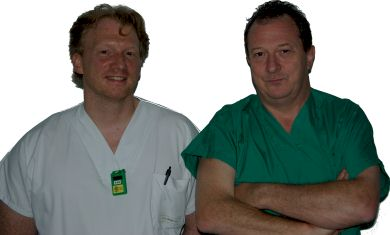 Dr Laureys and Dr Van Der Veken